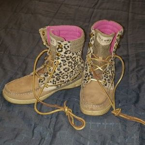 Sperry Top Sider boot